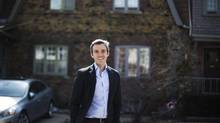 Real estate agent Christopher Bibby says that listings for single-family houses have increased, but not nearly enough to meet demand. (Michelle Siu/The Globe and Mail)
