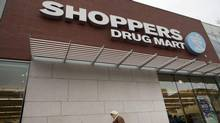 A Shoppers Drug Mart in Toronto. (Moe Doiron/The Globe and Mail)