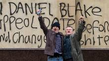 Dave Johns in I, Daniel Blake. (Mongrel Media)