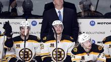 Boston Bruins head coach Claude Julien (Ryan Remiorz/THE CANADIAN PRESS)