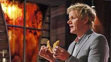 Gordon Ramsay stars in reality TV series MasterChef. (Greg Gayne/Fox)