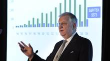 Great-West Lifeco CEO Allen Loney (FRED GREENSLADE/REUTERS)