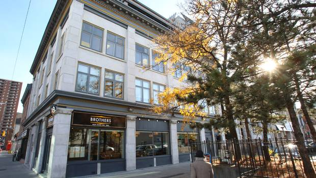 Opening a restaurant in Ottawa's ByWard Market had always been a dream for Patrick Asselin, co-founder of Brothers Beer Bistro (Patrick Doyle/The Globe and Mail)