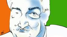 Azim Premji (Anthony Jenkins / The Globe and Mail)
