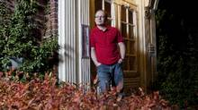 Wojtek Sawicki poses for a photograph at his home in Etobicoke on Tuesday, November 15, 2011. (Matthew Sherwood/Matthew Sherwood for The Globe and Mail)