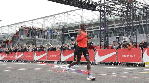 Bounce, cadence or foot angle: Do these factors influence running speed? - The Globe and Mail