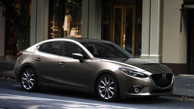 Best New Small Car (under $21k): Mazda3 (Mazda)
