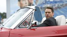 Jason Priestley as Richard Fitzpatrick in the new HBO series Call Me Fitz (HBO Canada)