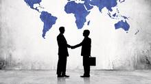 Canadian executives are becoming significantly more supportive of international trade.