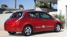 2012 Nissan LEAF (Nissan/Wieck)