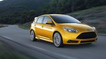 2013Ford Focus ST (Ford)