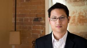 Brian Lau, founder of Bread and Butter Skincare.