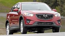 2013 Mazda CX-5. (David Dewhurst/Mazda)