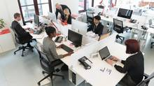 Personal offices and even cubicles are increasingly a thing of the past. With colleagues working closer together than ever, often at unassigned desks, there's a new emphasis on etiquette.
