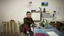 Mixed-media artist Shary Boyle has been chosen to represent Canada at this year's Venice Biennale. (Moe Doiron/The Globe and Mail)