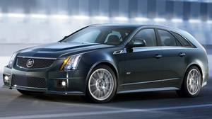 "2011 Cadillac CTS-V Wagon: In the late 1990s, GM began to reinvent Cadillac styling with its ""Art and Science"" design language. By 2011, Cadillac design found its groove in this wagon."