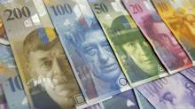 The continuing strength of the Swiss franc is hurting sales and exports in Switzerland. (Kacper Pempel/Reuters/Kacper Pempel/Reuters)