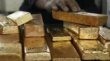 Sprott bullion funds remain the engine of growth and atttracted $574-million in new money in the fourth quarter (OSMAN ORSAL/REUTERS)