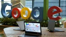 Google launched its an open-source project Accelerated Mobile Pages, or AMP, in 2015. (Ore Huiying/Bloomberg)