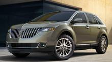 2013 Lincoln MKX (Ford)