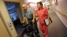 Ottawa's commitments to the Old Age Security program are set to grow to more than $100-billion a year. (Kevin Van Paassen/The Globe and Mail)