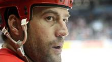 Todd Bertuzzi, Sept. 22, 2011. (Dave Chidley/The Canadian Press/Dave Chidley/The Canadian Press)
