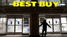 On Tuesday, Best Buy will provide an update on its situation when it releases its first quarter results. (Michelle Siu for The Globe and Mail/Michelle Siu for The Globe and Mail)