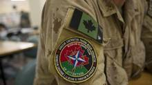 Canadian troops are due to be fully withdrawn from Afghanistan by March, 2014. (Kiana Hayeri)