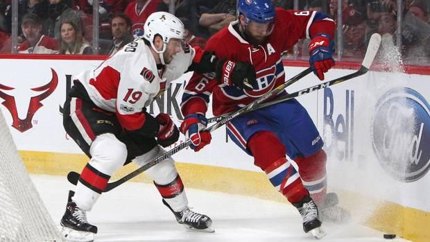 Canadiens-senators