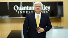 In co-operation with academic and government partners, Mike Lazaridis has donated more than $300-million over the past 15 years to establish two internationally recognized research centres in Waterloo, Ont. (Fred Lum/The Globe and Mail)