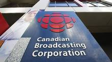 A photograph of the CBC building in Toronto on Wednesday, April 4, 2012. (Nathan Denette/THE CANADIAN PRESS)