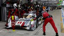 Audi, at 24 Hours of Le Mans (Audi)