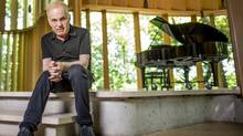 Mathematician James Stewart is seen here at his 18,000 square-foot Rosedale Integral House Friday, August 29, 2014. (Tim Fraser for The Globe and Mail)