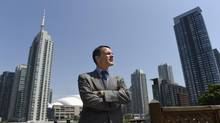 CMCH CEO Evan Siddall said his organization is worried about consumer debt levels. (Fred Lum/The Globe and Mail)