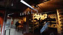 Oscar Farinetti, Eataly's founder, co-owner and chairman, said a location in central Toronto had been found and that the Westons would have 52 per cent of the real estate and retail project, with Eataly taking the rest. (MASSIMO PINCA/The Associated Press)