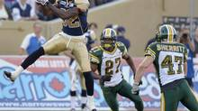 Winnipeg Blue Bombers' Terrence Edwards (FRED GREENSLADE/REUTERS)