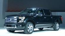 Ford worked on aluminum prototypes for the F-150 for years before bringing it to the public. (Ford)