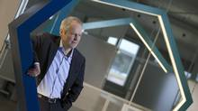 Ubisoft CEO Yves Guillemot says it's unlikely that Vivendi would shut down Ubisoft's Canadian studios outright but the assets would be better protected if Ubisoft remained independent. (Christinne Muschi For The Globe and Mail)