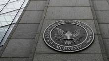 The Securities and Exchange Commission headquarters in Washington, D.C. (AP)