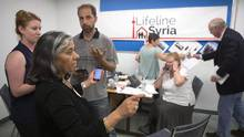 The organization Lifeline Syria is planning to match Toronto-area sponsors with 1,000 refugees in the next two years. (Chris Young/THE CANADIAN PRESS)