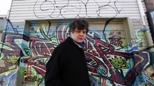 Singer and song writer Ron Sexsmith (Deborah Baic/Deborah Baic/The Globe and Mail)