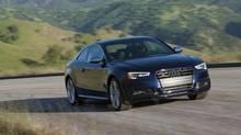 2013 Audi S5 3.0T (Audi)