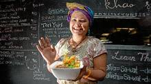 Thai Chef Nuit Regular displays the khao soi beef dish (Jennifer Roberts for the Globe and Mail/Jennifer Roberts for the Globe and Mail)