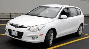 The current Hyundai Elantra Touring