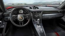 A 2015 J.D. Power report found 20 per cent of U.S. owners never used 16 of the 33 technology features measured in the research firm's survey. (Porsche Cars Canada)