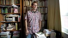 Jay MillAr of Book Thug (Moe Doiron/The Globe and Mail)