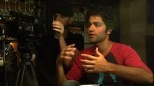 Teenage Paparazzo director Adrian Grenier.