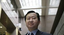 Fund manager Francis Chou, seen here in a 2007 file photo, is having a very good 2013.