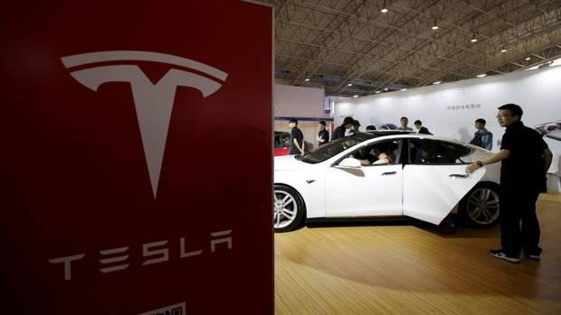 Tesla says newest Model S is world's fastest production car - The Globe and Mail