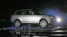 At first glance, the 2013 Range Rover looks the same as always.